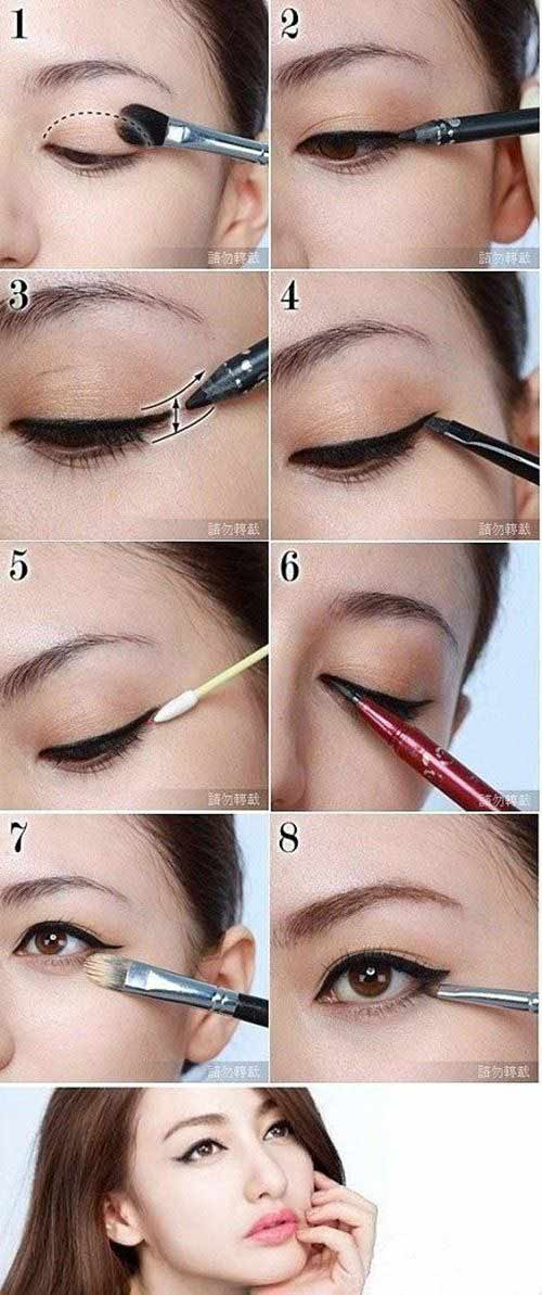 Natural Makeup Asian Eyes 5 Marvelous Makeup Looks For Monolid Eyes