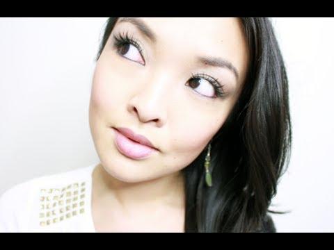 Natural Makeup Asian Eyes How To Make Your Eyes Look Bigger Asian Eyes Youtube