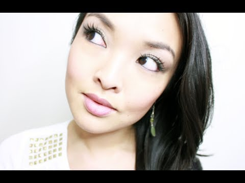 Natural Makeup Asian Eyes How To Make Your Eyes Look Bigger Asian Eyes Youtube