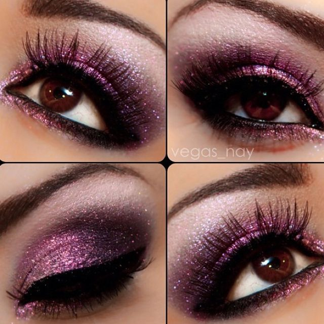 Pink Makeup For Brown Eyes 14 Pretty Pink Smokey Eye Makeup Looks Pretty Designs