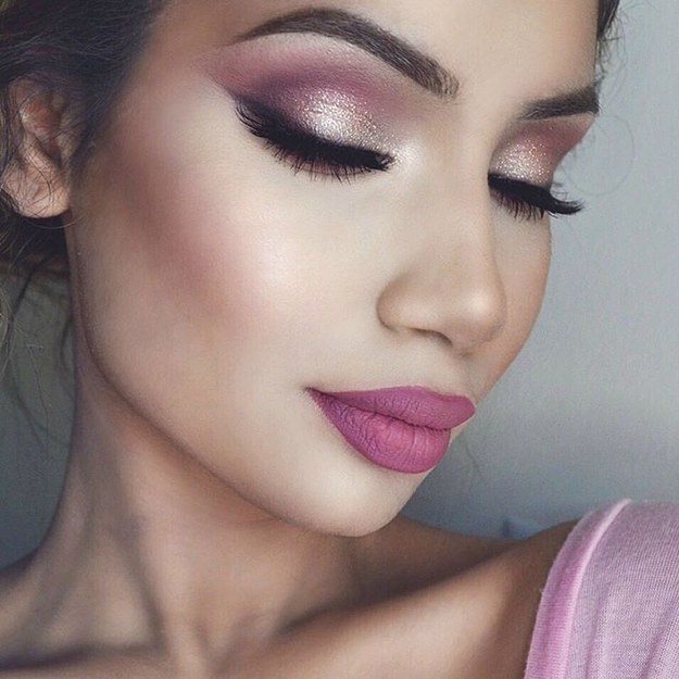 Pink Makeup For Brown Eyes Makeup For Brown Eyes Stunning Makeup Ideas For Brown Eyes