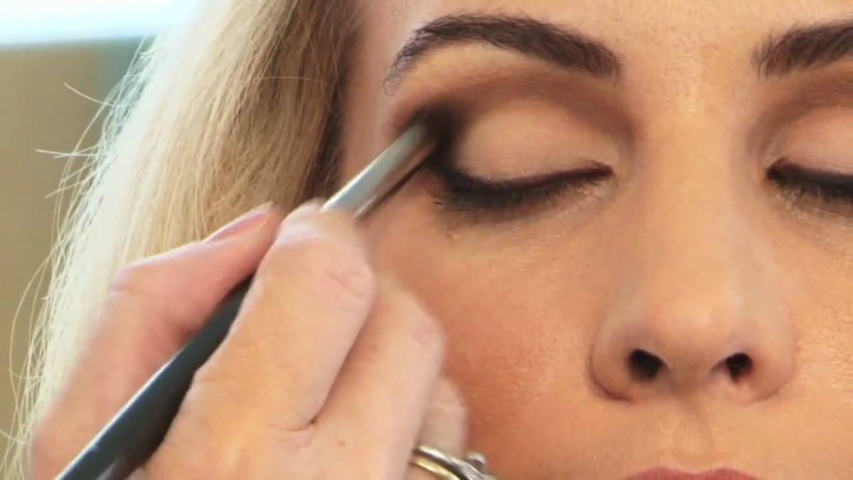 Pretty Light Eye Makeup Eye Makeup Tutorial How To Create A Sexy Evening Makeup Look