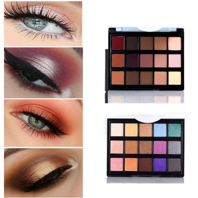 Pretty Light Eye Makeup Eyeshadow Natural Eyes Makeup Light Eye Shadow Shimmer Matte Eyeshadow Set