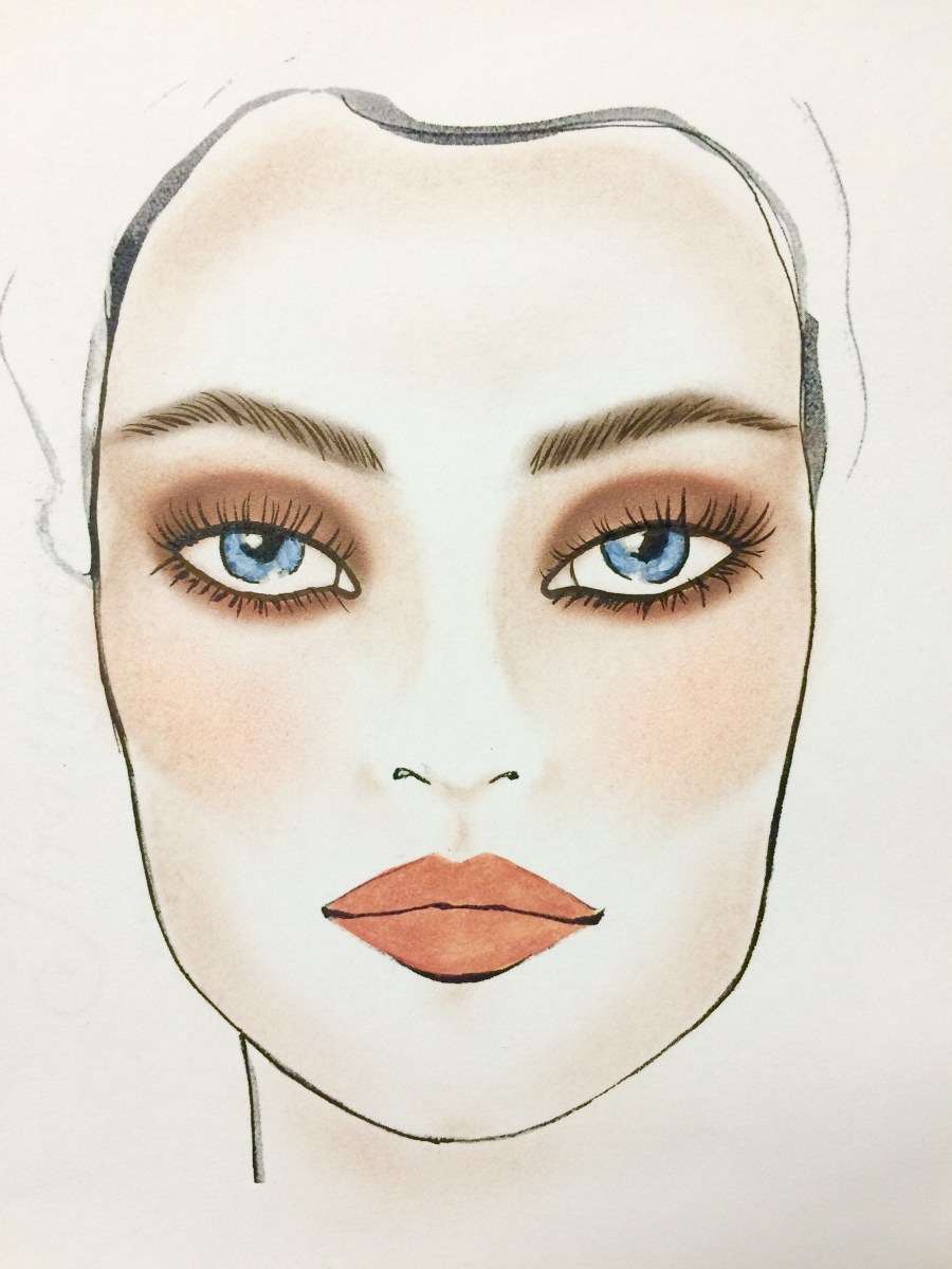Pretty Light Eye Makeup The Most Beautiful Makeup For Blue Eyes Huffpost Life