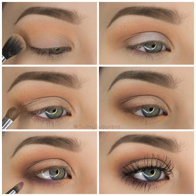 Prom Makeup Green Eyes 50 Perfect Makeup Tutorials For Green Eyes The Goddess
