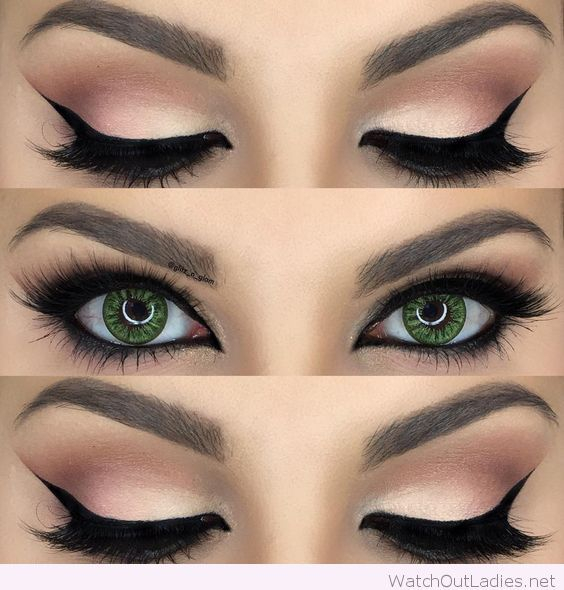 Prom Makeup Green Eyes Best Ideas For Makeup Tutorials Green Eye And Rose Eye Makeup