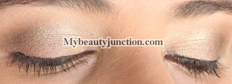 Romantic Eye Makeup Eotd Soft Brown Gold Romantic Eye Makeup Look With Too Faced A Few