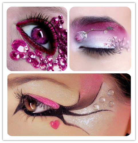 Romantic Eye Makeup Pretty Pink Eye Makeup Tutorials And Ideas For A Romantic