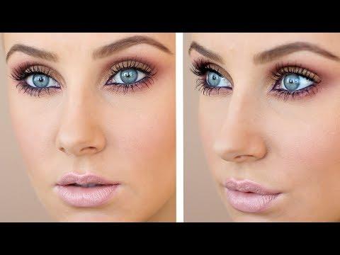 Romantic Eye Makeup Romantic Date Night Makeup Tutorial Youtube