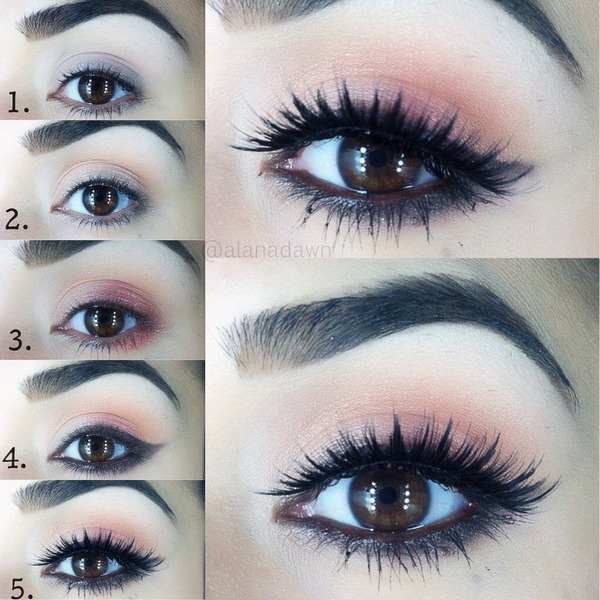 Romantic Eye Makeup Romantic Makeup Tutorial Alana Ds Alanadawn Photo Beautylish