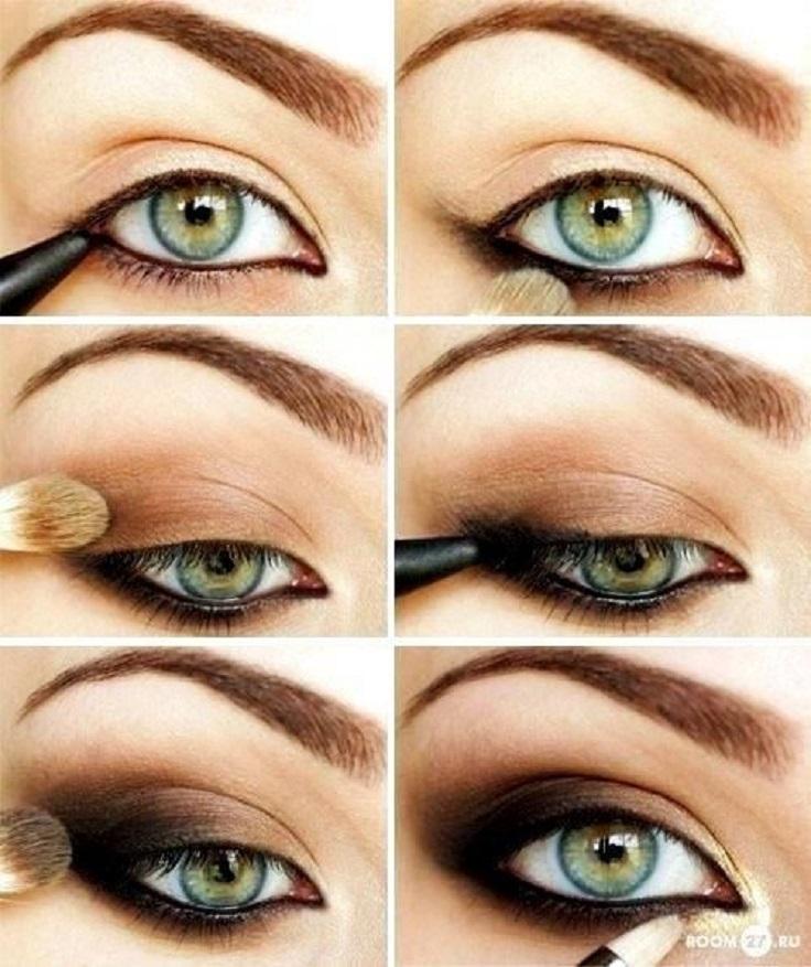 Romantic Eye Makeup Top 10 Romantic Eye Makeup Tutorials