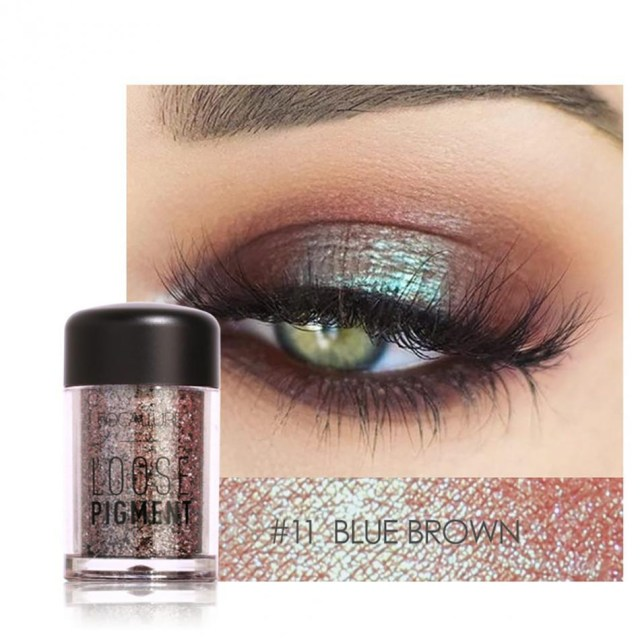 Shiny Eye Makeup Glitter Eyeshadow Palette Cosmetics Shiny Makeup Eye Shadow Pigment