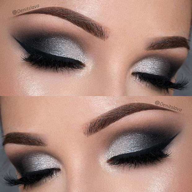 Smokey Eye Prom Makeup 41 Insanely Beautiful Makeup Ideas For Prom Stayglam