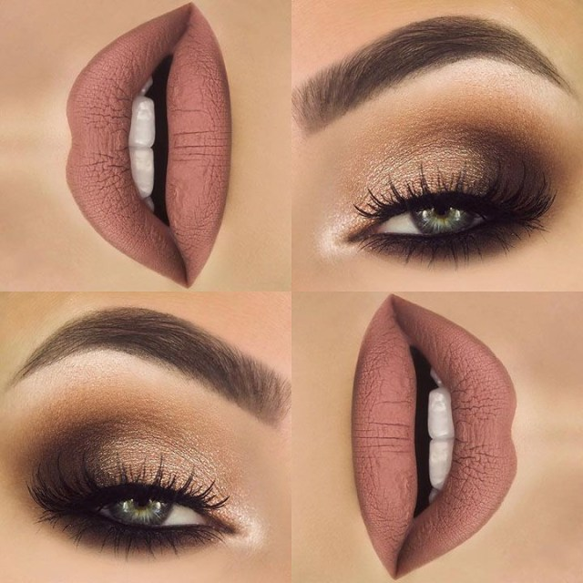Smokey Eye Prom Makeup Best Ideas For Makeup Tutorials Shimmery Brown Smokey Eye Join My
