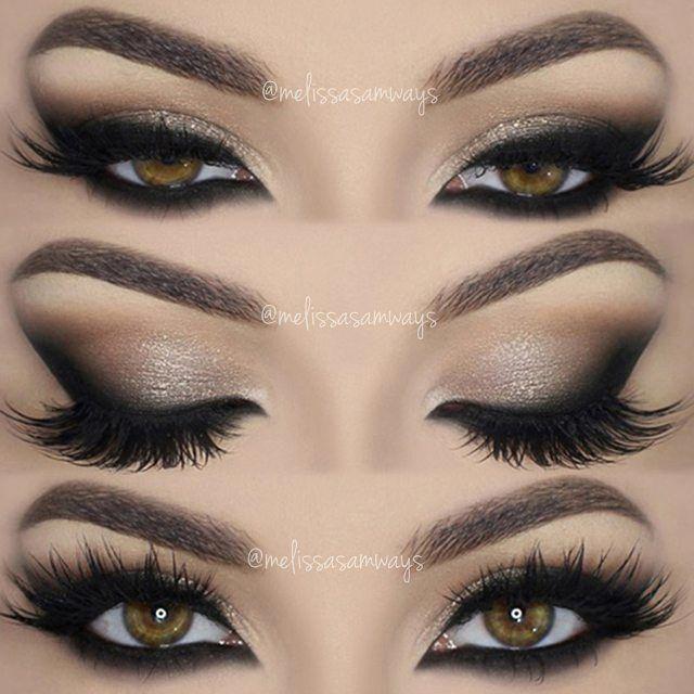 Smokey Eye Prom Makeup Prom Makeup Neutral Dramatic Smokey Eyes Makeup Tutorial