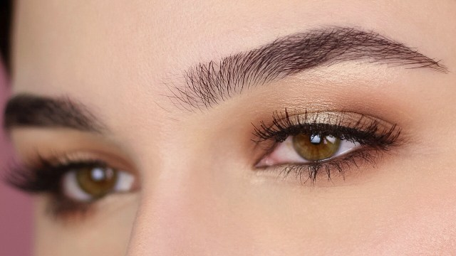 Soft Eye Makeup Soft Glam Halo Eye Makeup Tutorial Aim In The Game
