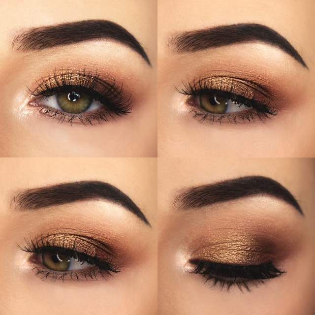Summer Eye Makeup Warm Summer Eye Makeup Gemma Louise