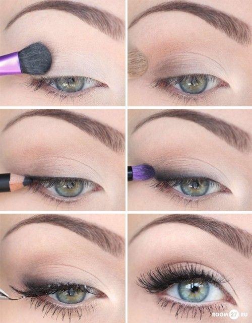 Very Natural Eye Makeup Makeup Hair Nails Beauty Natural Eye Makeup