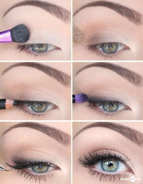 Very Natural Eye Makeup Makeup Hair Nails Beauty Natural Eye Makeup
