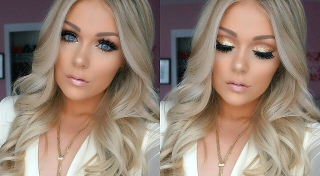 Wedding Makeup For Blonde Hair Blue Eyes Bare Minerals Wedding Makeup Wedding Day