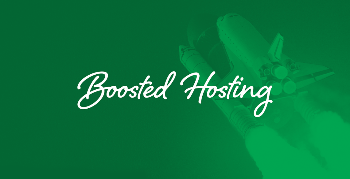 Boosted Hosting