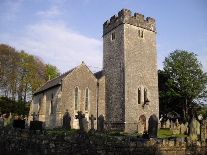 St Marys Church St Fagans John Lord