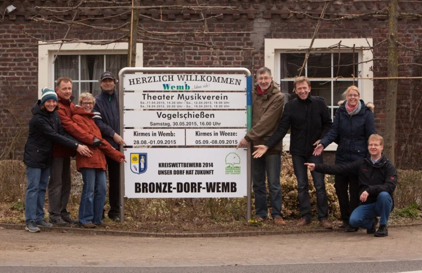 Wemb - Unser Dorf hat Zukunft