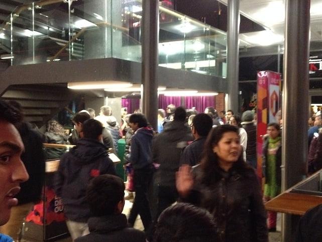Cineworld_evacuated2