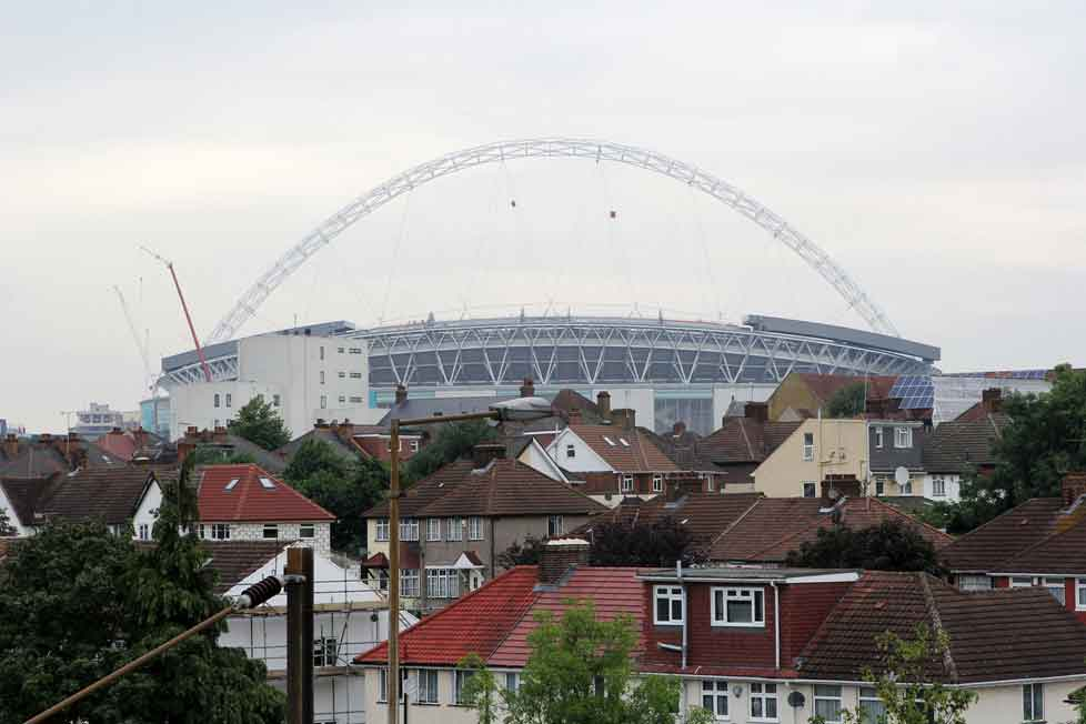 The Wembley Experiment