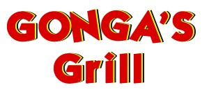 Gongas grill logo