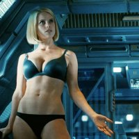 Why Alice Eve in Her Underwear is Nothing New For the Star Trek Franchise