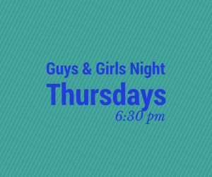 Guys & Girls Night