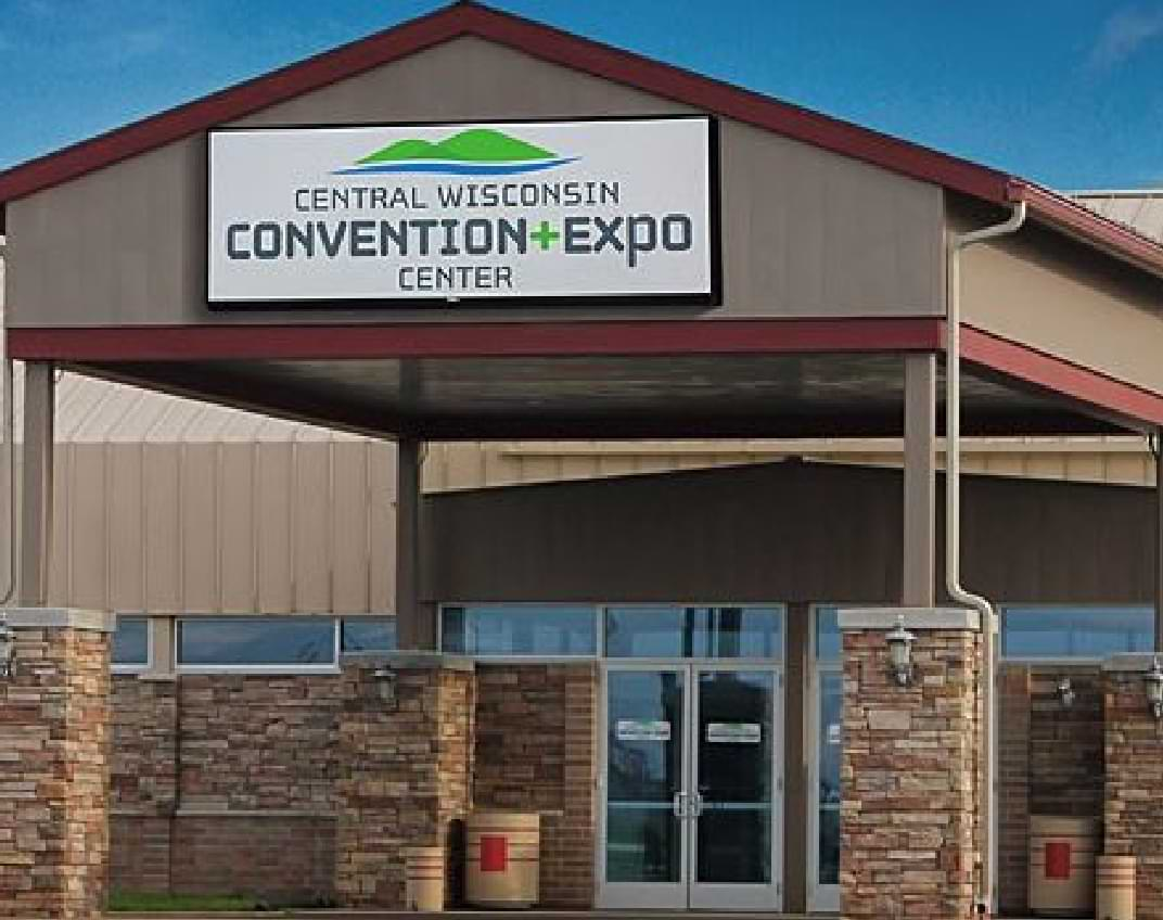 Central WI Conference & Expo Center Exterior