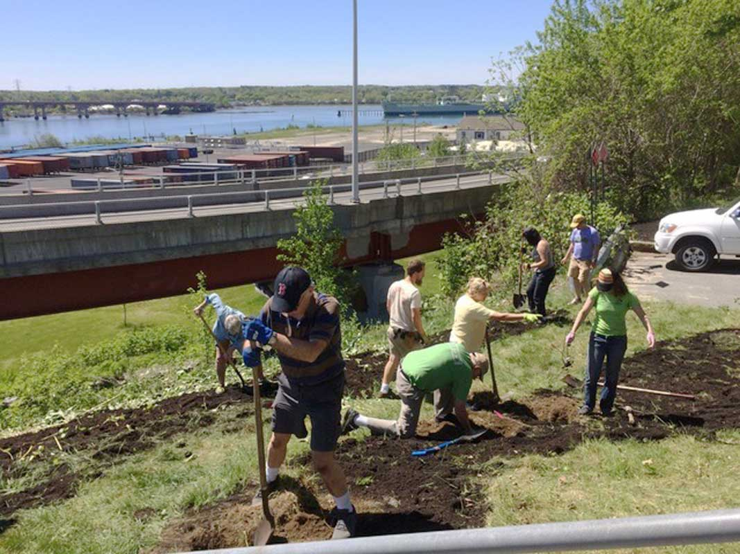 Harbor View Park Spring Planting 2018 – Apr. 29 10AM-4PM