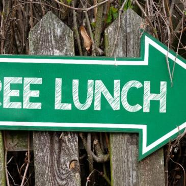 FREE LUNCH FOR KIDS!