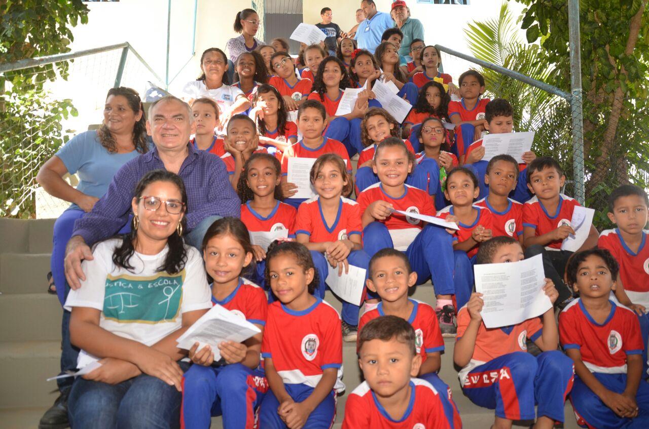 Em 11 meses, 47 escolas reformadas em São Gonçalo do Amarante