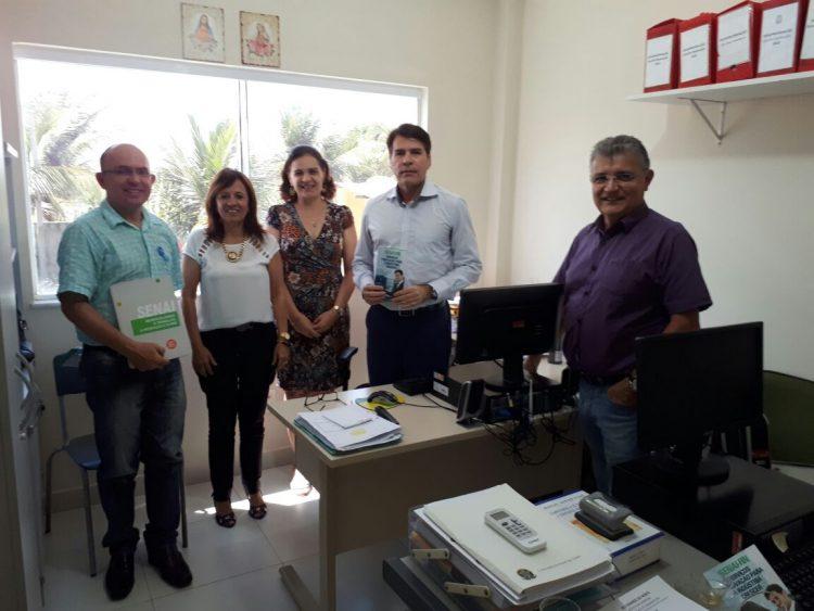 Prefeitura de São Gonçalo assina convênio com Senai para capacitar alunos da rede pública