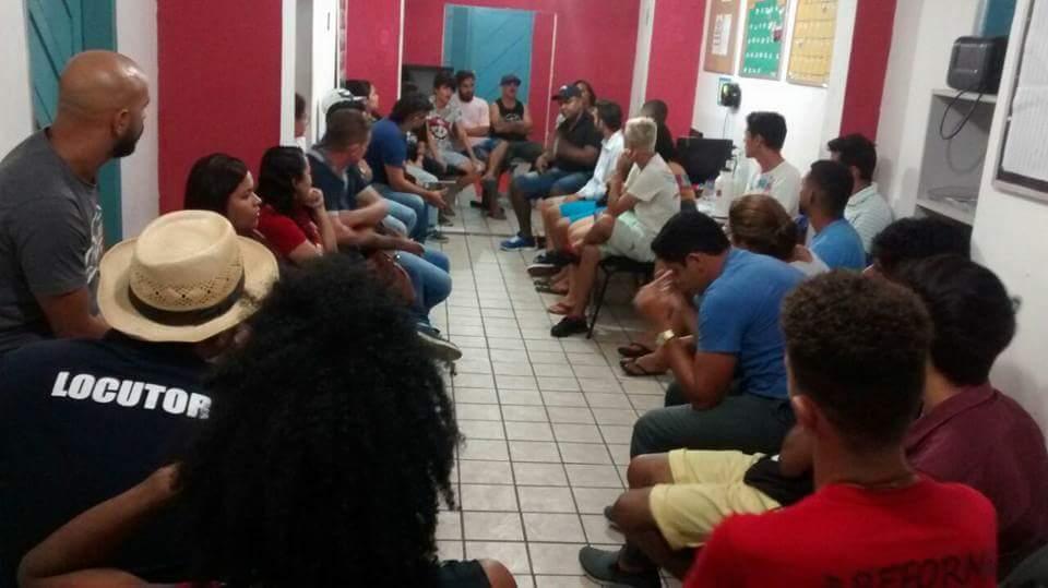 Secretaria da Juventude realizou encontro em São Gonçalo