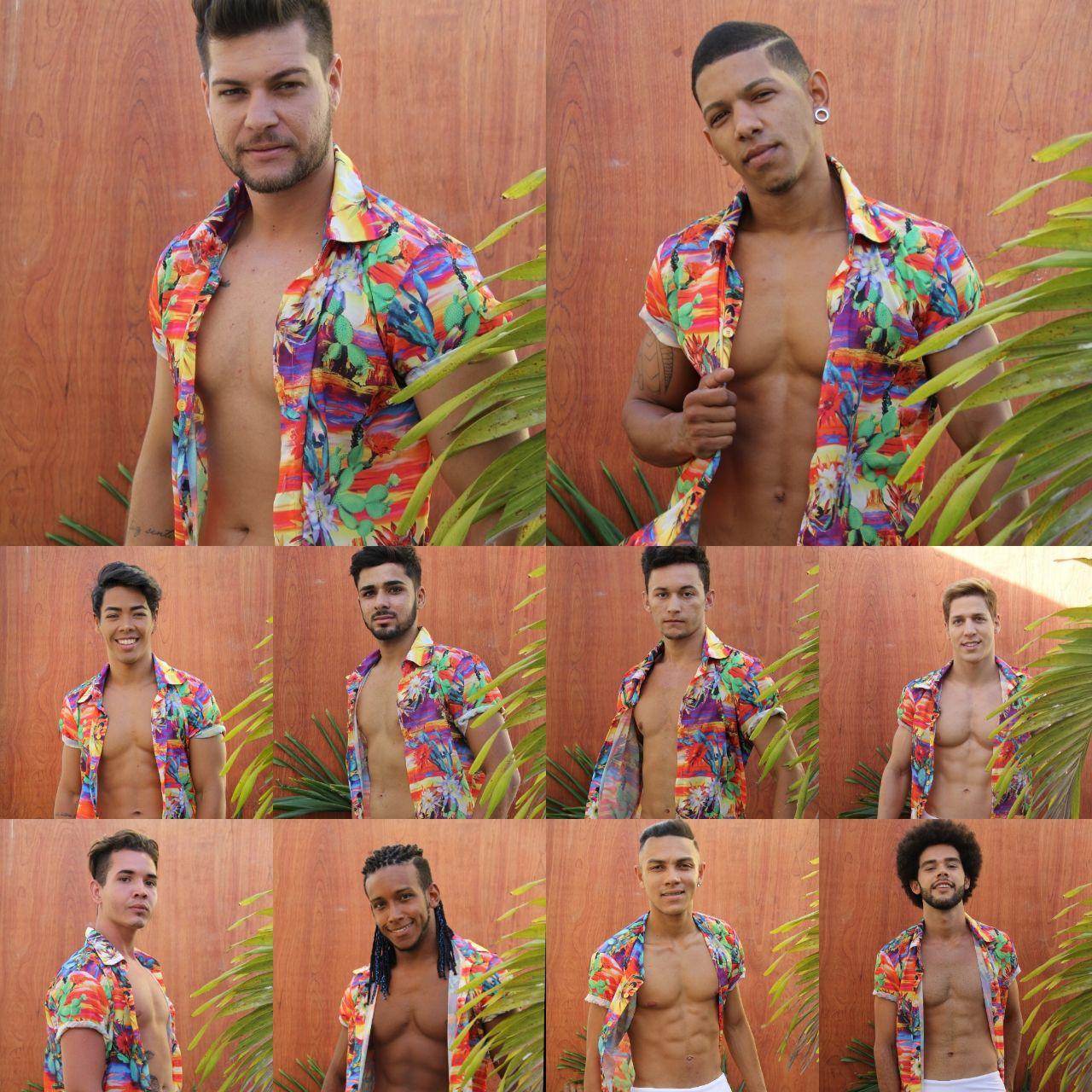 Mister São Gonçalo 2018 – Votação Popular