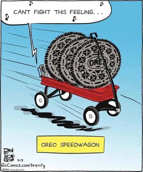Oreo Speedwagon