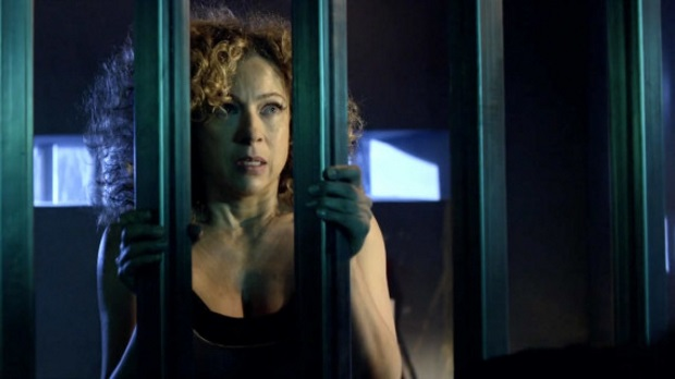 The Trial of River Song – Part One