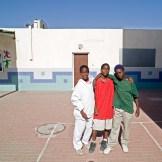 3 boys schoolyard