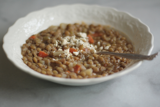 finished-bowl-of-lentils-with-feta-side
