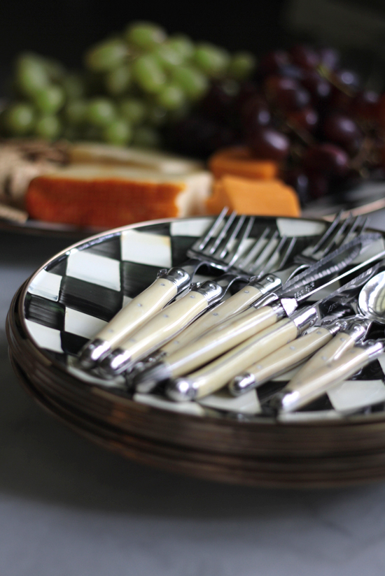Mackkenzie-childs-giveaway-courtlet-check-plates-flatware