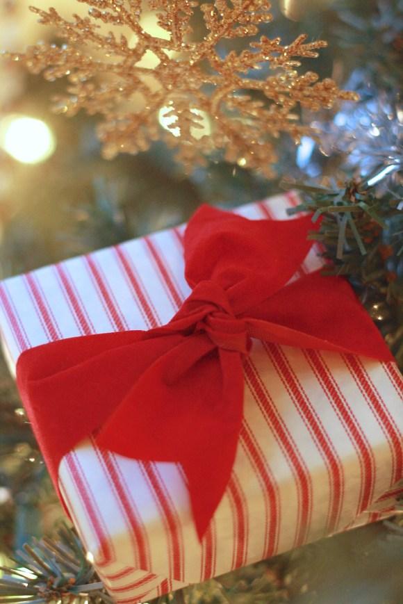 Christmas Tree Traditions Tree Present