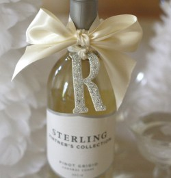 Wine Tag Hostess Gift