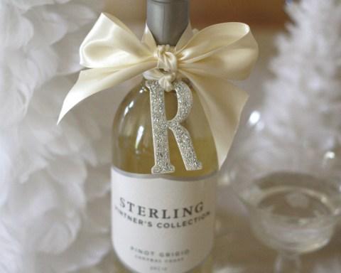 Wine Tag Hostess Gift