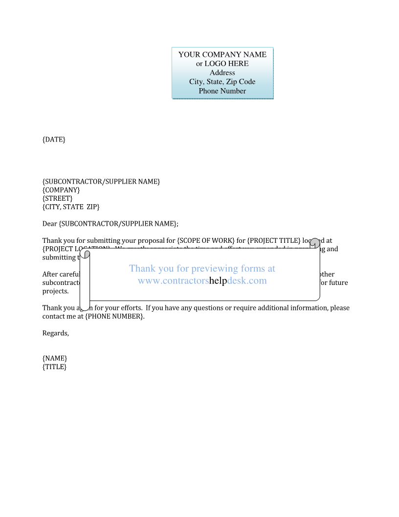 Claim Denial Letter Sample Related Principal Test Engineer Sample