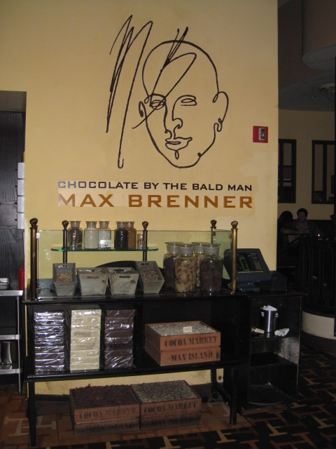 Chocolate by the Bald Man Interior 3