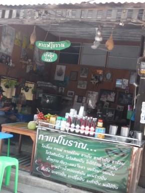 Thai Tea place